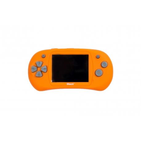 Btech BGC-1030 narancssárga játékkonzol