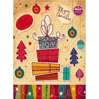 Óriás Karácsonyi Képeslap