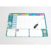 Btech mágneses tábla, naptár, filcc