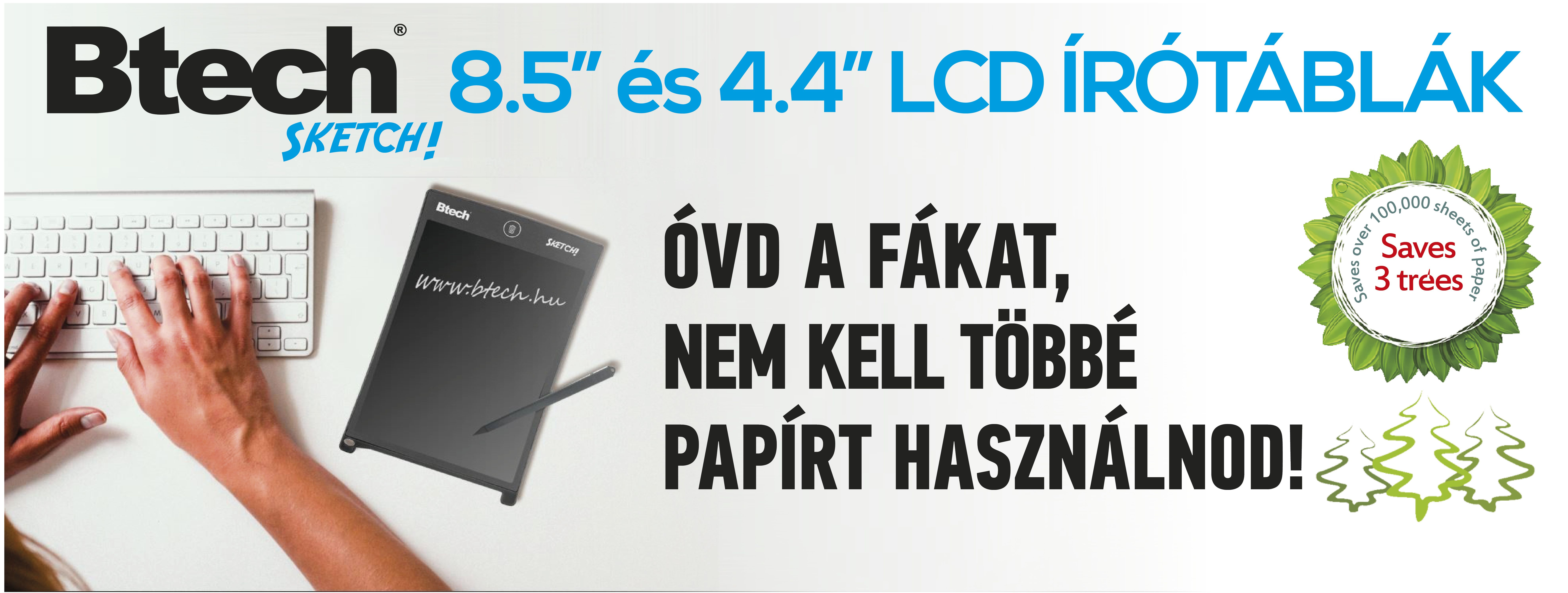 LCD Tábla