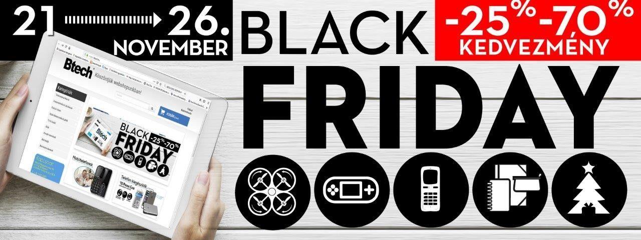 Btech Black Friday 2018